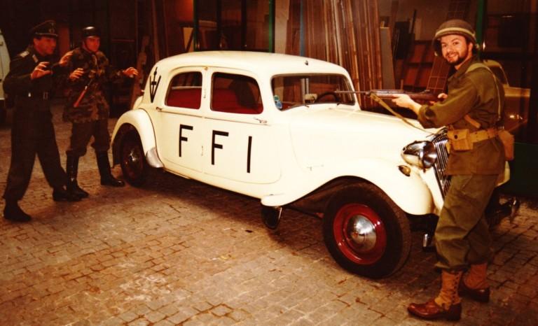 1944 La France se libère de l'occupant jour après jour, Denys Sadoul, pierre Dubaele et Renan Biro